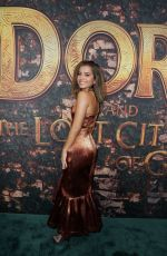 "Isabela Moner At Dora and the Lost City of Gold"" Miami Screening in Miami"