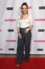 Isabella Gomez At Queering the Script Screening at Outfest Lgbtq Film Festival in LA