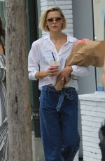 Jaime King Out in West Hollywood