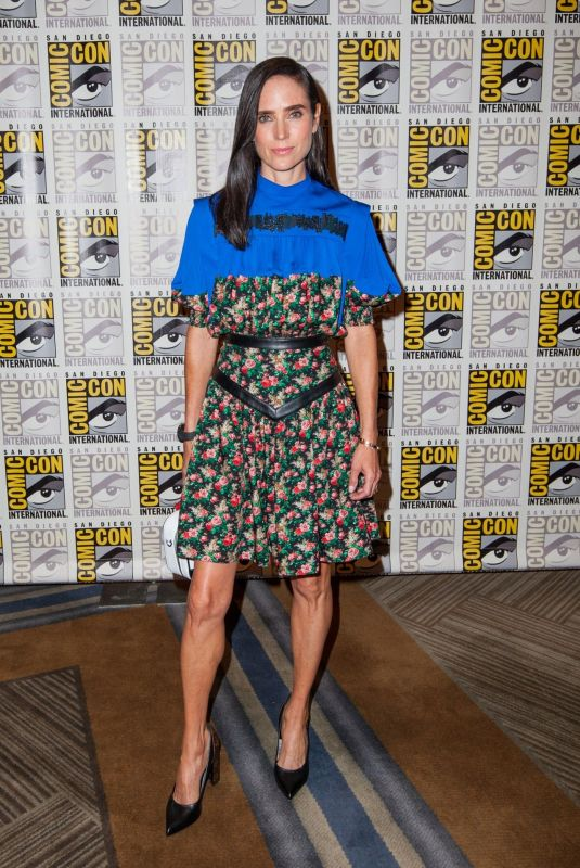 Jennifer Connelly At Snowpiercer screening at comic con