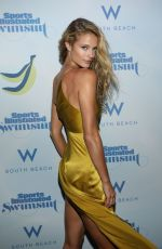 Kate Bock At 2019 Sports Illustrated Swimsuit Runway Show at Miami Swim Week