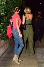 Kate Hudson Out with Jennifer Meyer in Santa Monica