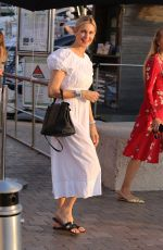 Kelly Rutherford Out in Saint-Tropez