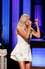 Kelsea Ballerini Performs at the Grand Ole Opry in Nashville