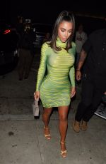 Kim Kardashian At Craig