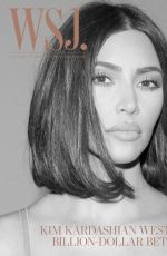 Kim Kardashian - Wall Street Journal Magazine, August 2019