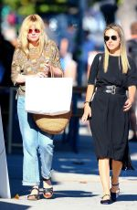 Kirsten Dunst Shopping with a friend in West Hollywood