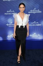 Lacey Chabert At Hallmark Movies & Mysteries 2019 Summer TCA Press Tour event in Beverly Hills