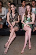 Larsen Thompson At Rami Kadi show - Paris Fashion Week