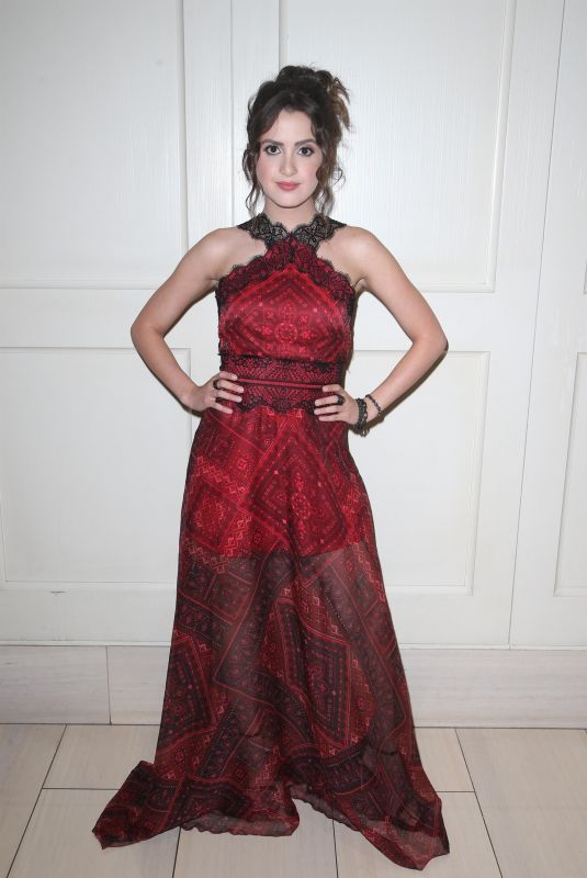 Laura Marano At The Makers of Sylvania host a Mamarazzi event at The London Hotel in West Hollywood