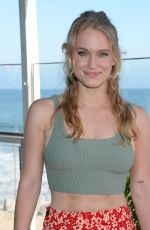 Leven Rambin At Instagram's 3rd Annual Instabeach Party in Pacific Palisades