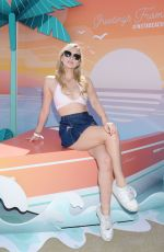 Lilia Buckingham At Instagram's 3rd Annual Instabeach Party in Pacific Palisades