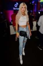 Loren Gray At TikTok After Party Featuring Performance Ty Dolla $ign in Los Angeles