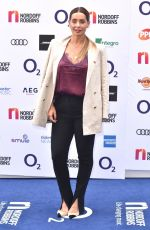 Louise Redknapp At Nordoff Robbins O2 Silver Clef Awards, Grosvenor House, London