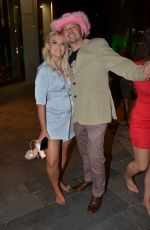 Lucy Fallon Seen After ITV Summer Ball Party in Manchester