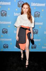 Madelaine Petsch At Entertainment Weekly Comic Con Party in San Diego