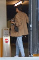 Madison Beer Arrives at her office in LA