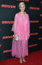 """Maggie Grace At """"driven"""" premiere in Hollywood"""