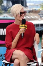 Maggie Grace At #IMDboat at Comic Con San Diego 2019