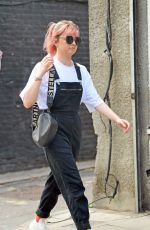 Maisie Williams Out in London