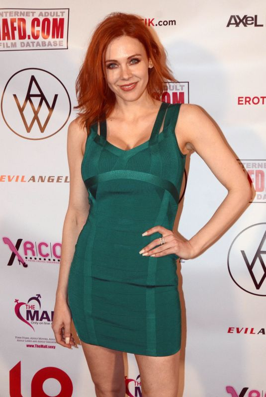Maitland Ward Presents the 2019 XRCO Awards in Hollywood