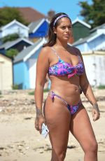 Malin Andersson On the beach in Essex