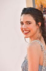 Margaret Qualley At Once Upon A Time in... Hollywood Premiere in LA