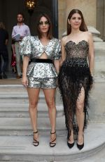 Marisa Tomei At Ralph & Russo Fashion Show in Paris