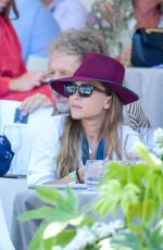 Mary-Kate Olsen At the Longines Paris Eiffel Jumping in Paris