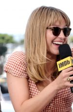 Melissa Benoist At #IMDboat at Comic-Con in San Diego