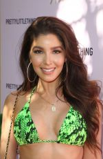 Melissa Molinaro At PrettyLittleThing x Ashanti Launch Party, Los Angeles