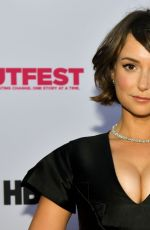 Milana Vayntrub At Mother