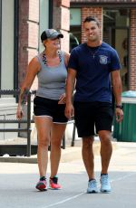 Miranda Lambert Out for a stroll in NYC