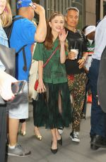 Natalia Dyer Out in NYC
