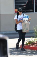 Naya Rivera Out in Los Feliz