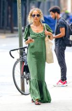 Nicole Richie Out in New York