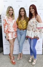 Nikki Sanderson At Cheshire Aesthetics Launch in Chehsire