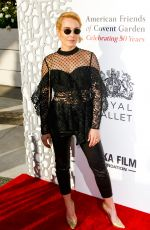 Noomi Rapace At American Friends of Covent Garden 50th Anniversary Celebration in Beverly Hills