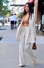 Olivia Munn Out in New York City