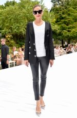 Olivia Palermo At Ralph and Russo show in Paris