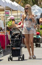 Rachel McCord Out in Los Angeles