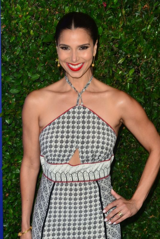 Roselyn Sanchez At Hallmark Movies & Mysteries 2019 Summer TCA Press Tour event in Beverly Hills
