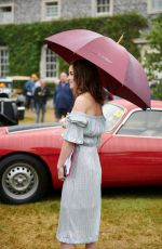 Rosie Tapner At Goodwood Festival of Speed,