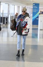 Ruby Rose At LAX Airport in Los Angeles