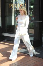 Sarah Bolger Out and About at San Diego Comic-con