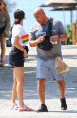 Selena Gomez Shopping at Sayulita Village in Punta de Mita