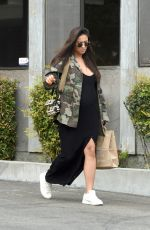 Shay Mitchell Grocery Shopping in LA