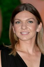Simona Halep Attends the Champion Dinner at the Guildhall in London