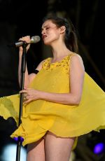Sophie Ellis Bextor Performing at Lytham Festival in Lytham St Annes