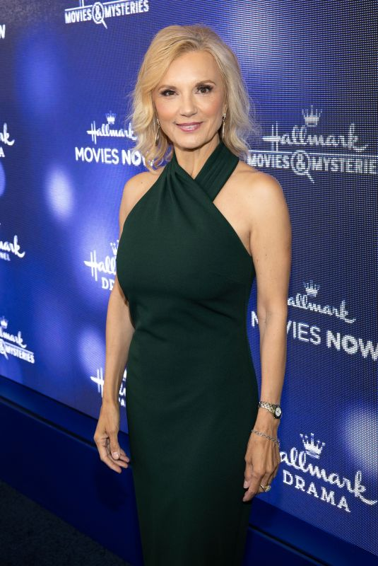Teryl Rothery At Hallmark Channel Summer 2019 TCA Event